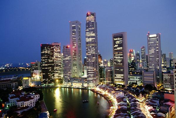 Сингапур это азиатская европа